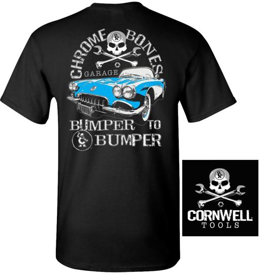 Picture of Chrome Bones Pocket T-Shirt (CGCBT)