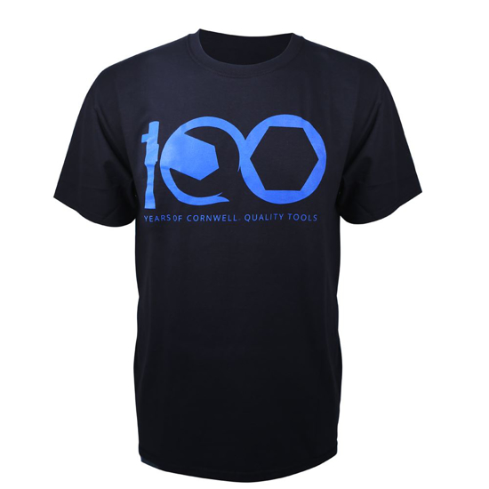 Picture of 100th Anniversary Promo T-Shirt (CG19P)
