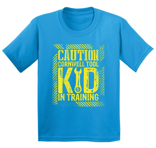 Picture of Youth Tool Kid T-Shirt (CGYTKT)