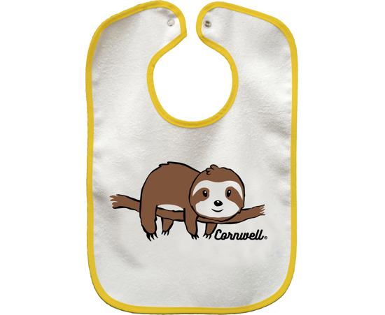 Picture of Sloth Baby Bib (CGSLBIB)